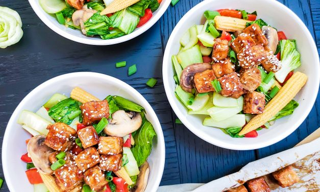 The Health Benefits of Tofu, Plus Recipes