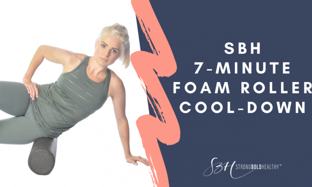 7-Minute Foam Roller Cool Down
